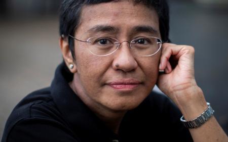 Pernah Terseret Penghindaran Pajak, Jurnalis Filipina Terima Nobel