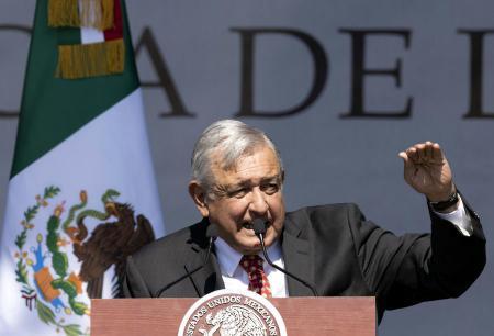Presiden Meksiko Desak Perusahaan Kanada Lunasi Pajak