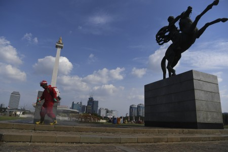 Indonesia Masuk Resesi?