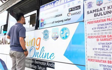 Mudahkan Wajib Pajak, Samsat Payment Point Disediakan