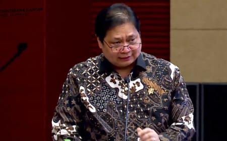 PSBB Total di DKI, Airlangga Usulkan Dua Hal Ini Kepada Anies
