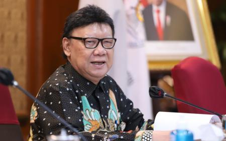 Untuk ASN, Ada Pesan dari Tjahjo Kumolo Soal Area Rawan Korupsi