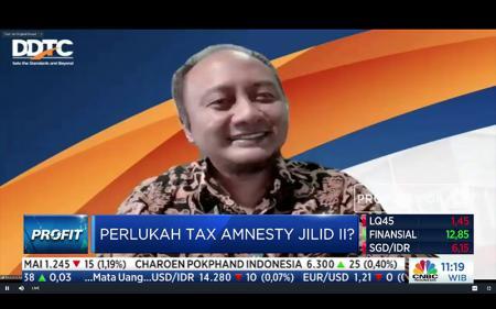 Soal Wacana Tax Amnesty Jilid II, Ini Pendapat Pakar Pajak