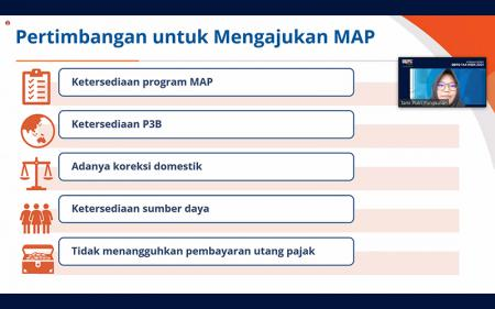 Ini 5 Aspek yang Perlu Dipertimbangkan Wajib Pajak Sebelum Ajukan MAP