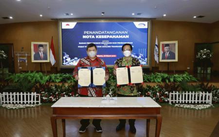 BPKP dan PPATK Perbarui Kerja Sama Pertukaran Informasi
