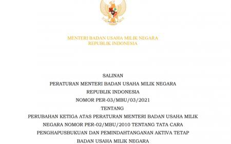Erick Thohir Terbitkan Aturan Baru Soal Penjualan Aset BUMN ke LPI