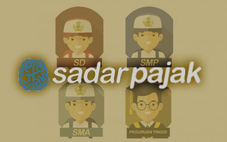 Gelar Tax Goes to School, DJP Gandeng Relawan Pajak