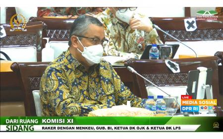 Bank Indonesia Sudah Beli SBN Rp115,87 Triliun