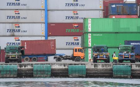 Per Mei 2021, Neraca Dagang Indonesia Kembali Cetak Surplus