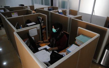 ASN Sektor Nonesensial WFH 100%, Tjahjo Terbitkan Surat Edaran