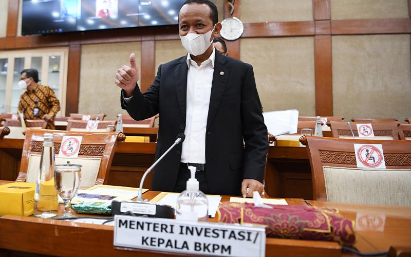 Kementerian Investasi Sebut OSS Berbasis Risiko Sudah Jalan 83%
