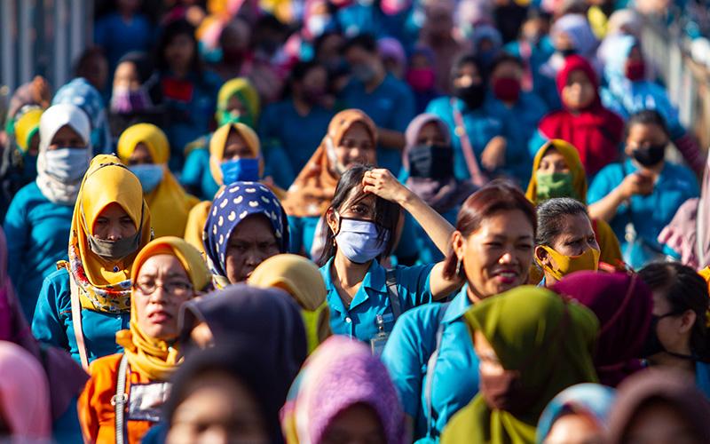 Tinggal Besok, Mau Pajak Gaji Karyawan Ditanggung Pemerintah?