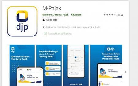 3 Fitur Baru Lengkapi Aplikasi M-Pajak di Tahap Akhir Pengembangan