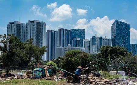 ADB Pangkas Lagi Proyeksi Pertumbuhan Ekonomi RI Jadi 3,5%