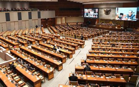 Bersifat Omnibus, DPR Usulkan Perubahan Nama RUU KUP