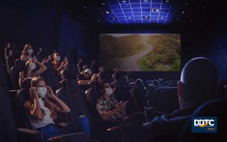 Bioskop Kembali Buka, DPR Minta Ada Keringanan Pajak Bagi Sineas Lokal