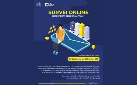 DJP Minta Saran Wajib Pajak, Anda Dapat Email Survei Online?