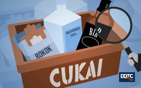 Ekstensifikasi Barang Kena Cukai Mulai 2022, Ada Minuman Berpemanis