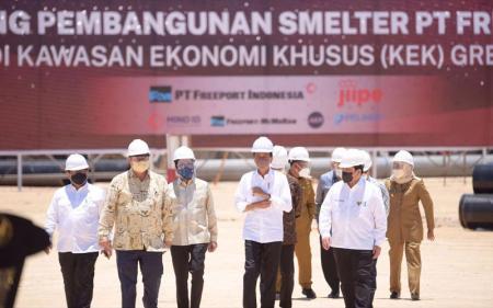 Hilirisasi Industri Dikebut, Paket Kombo Insentif Fiskal Disiapkan