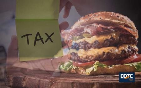 Mengenal Pajak Hamburger di Amerika Serikat