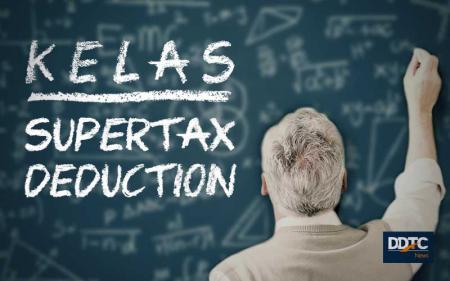 Besaran Insentif Supertax Deduction Kegiatan Litbang