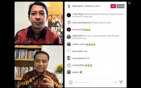 Omzet UMKM Rp41 Juta/Bulan Tak Kena Pajak, DJP: Masyarakat Diuntungkan