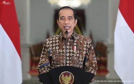 PPKM Diperpanjang dengan Sejumlah Penyesuaian, Ini Penjelasan Jokowi