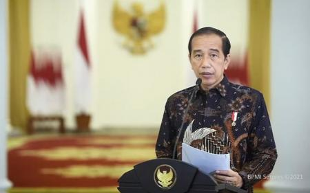 PPKM Level 4 Diperpanjang Hingga 9 Agustus 2021, Ini Penjelasan Jokowi