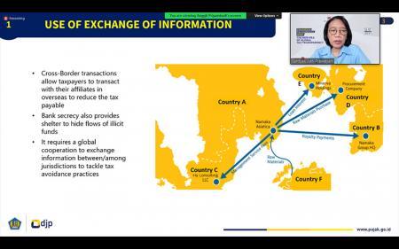 Sederet Alasan Perlunya DJP Bertukar Informasi dengan Negara Lain
