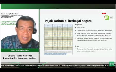 Soal Pajak Karbon, Pemerintah Bisa Belajar dari Singapura
