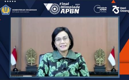 Sri Mulyani Ingin Olimpiade APBN Dikemas Seperti Indonesian Idol