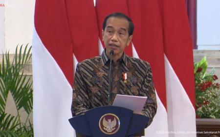 Wah, Jokowi Yakin RI Bisa Jadi Raksasa Digital Setelah China dan India