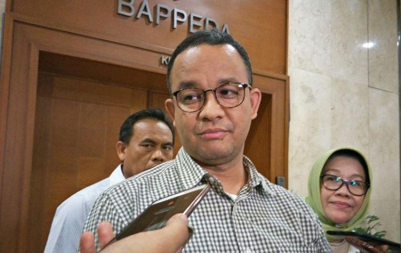 Gubernur Anies Usulkan Tarif Pajak Parkir DKI Naik Jadi 30%