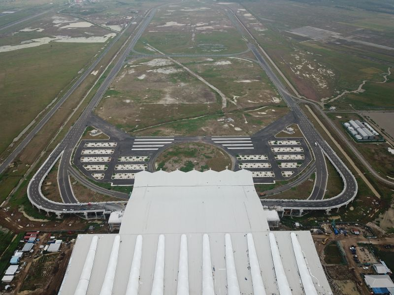 Ada Bandara, Setoran Pajak Parkir Ditaksir Naik 3 Kali Lipat