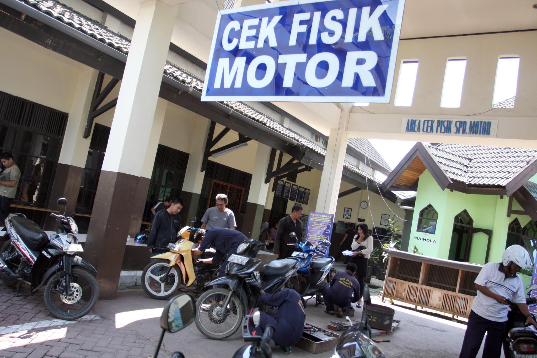 Kantor Samsat Jakarta Barat Buka Mulai Kamis