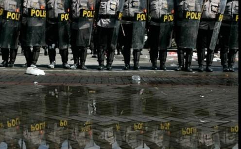 Jelang Pilpres Gaji Polisi Naik, Ini Daftarnya