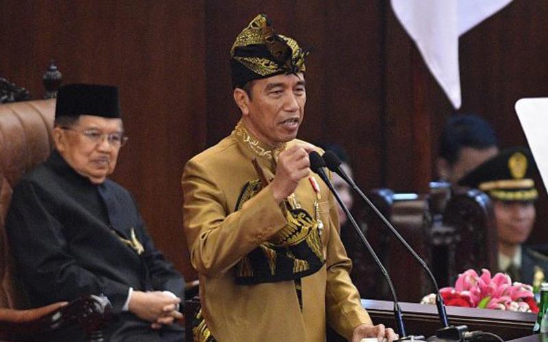 Presiden Jokowi: Persaingan Makin Tajam & Perang Dagang Makin Memanas