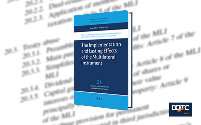 2 Profesional DDTC Berkontribusi dalam Buku Terbitan Internasional