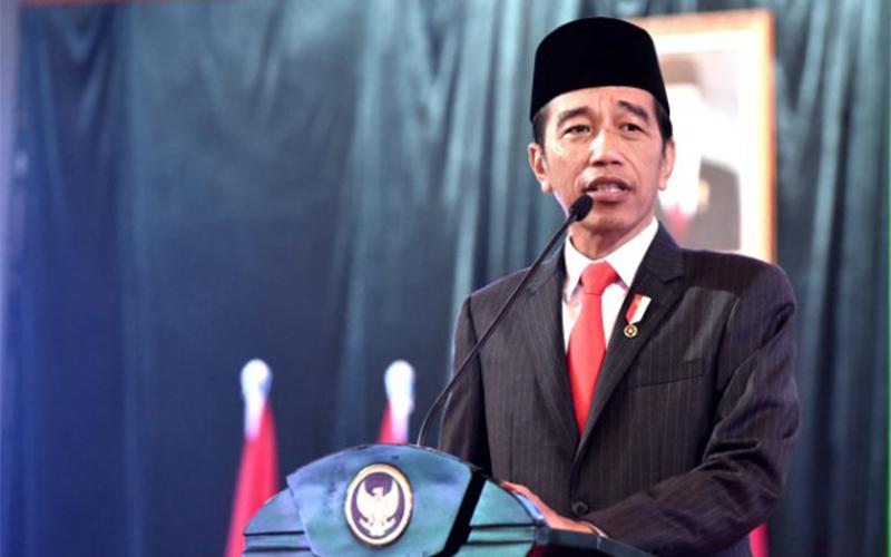 Di Depan Para Gubernur, Jokowi Ungkap Alasan Tak Lakukan Lockdown