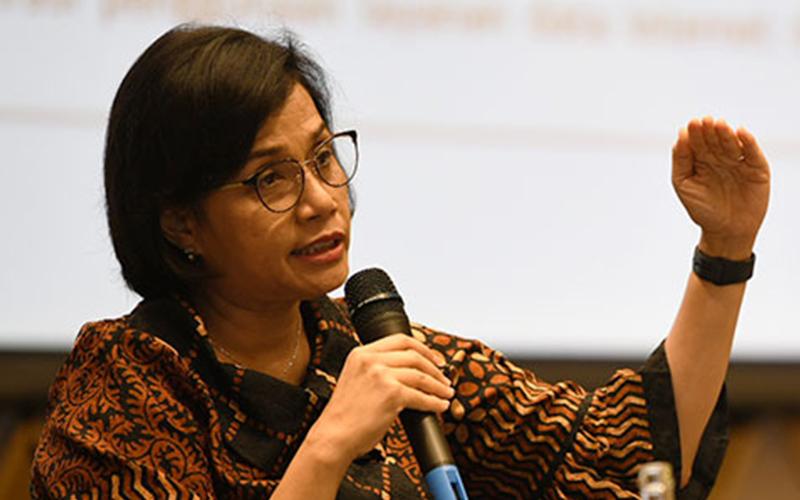 Sri Mulyani: Proyeksi Realisasi Penerimaan Pajak 2020 Minus 5,9%