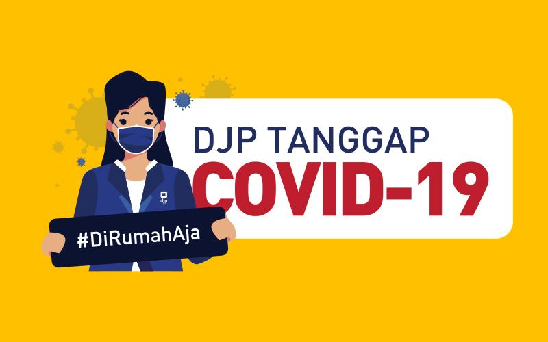 DJP Rilis FAQ Soal Kebijakan Pajak di PMK 23/2020 dan Perpu 1/2020
