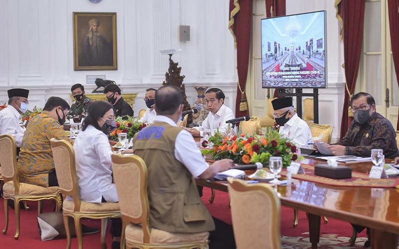 Penanganan Covid-19, Presiden Minta Beberapa Provinsi ini Terapkan 3T