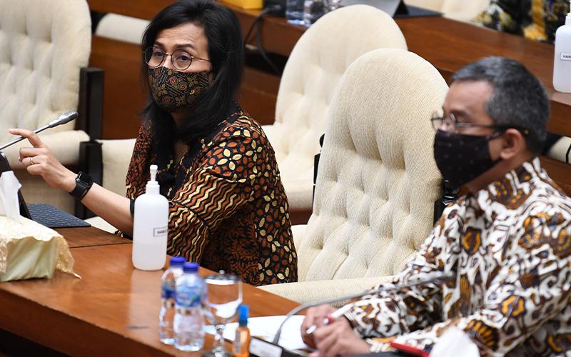 Komisi XI Sepakati Pagu Anggaran Kemenkeu 2021 Sebesar Rp43 Triliun