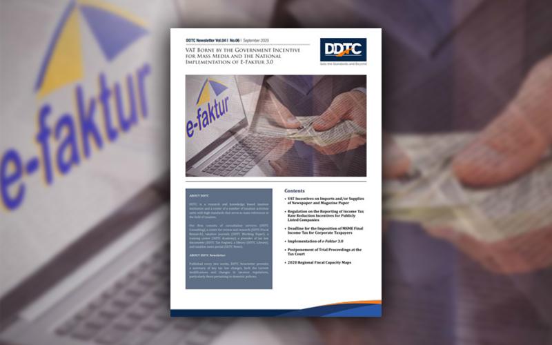 PPN Kertas Koran Ditanggung Pemerintah, Download Aturannya di Sini
