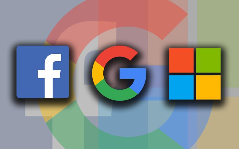 Potensi Pajak Tak Dibayar Facebook, Google, dan Microsoft Capai Rp41 T