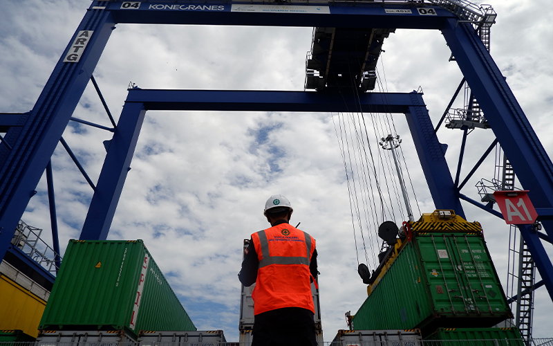Batam Logistic Ecosystem Diluncurkan, Ini Manfaat Bagi Pengusaha