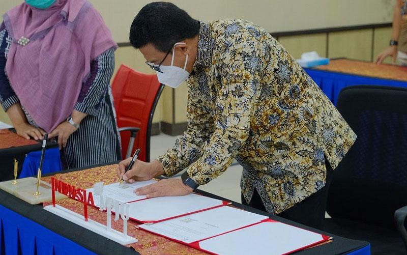 Tax Center UIN SGD dan UNP Resmi Dibentuk