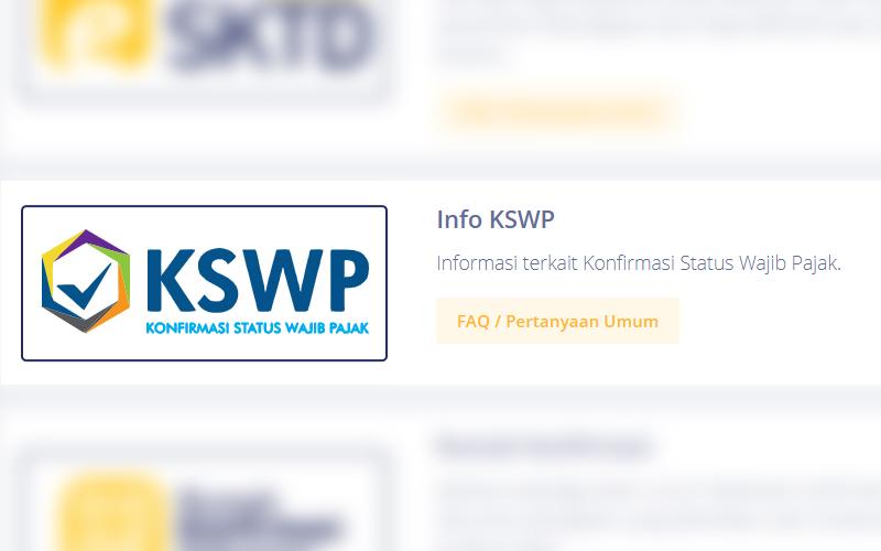 Mulai Sore Ini, Aplikasi Info KSWP Tidak Dapat Diakses Sementara