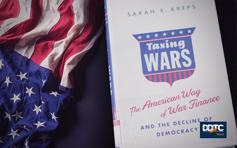 Menguak Cara AS Membiayai Perang Tanpa Pajak