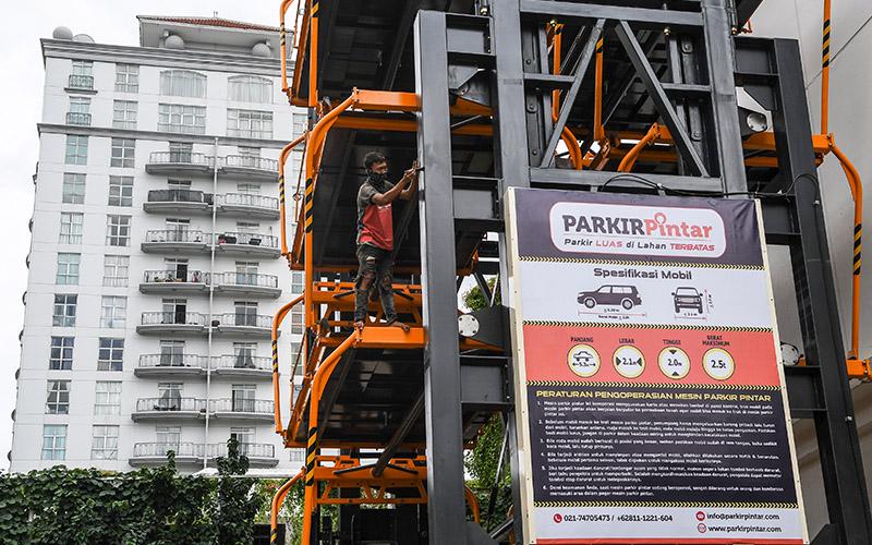 Pajak Parkir DKI Jakarta Bakal Naik, Sistem Online Bapenda Sudah Siap